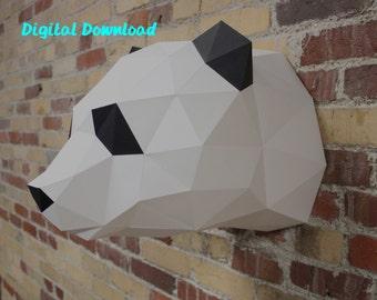 Panda Digital Download