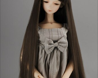 Dumpling Wig (Brown)(8-9)