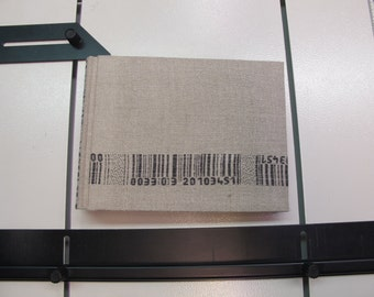 "Photo album ""barcode"""