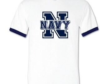 Corpsman Up  US Navy retro bootcamp t-shirt