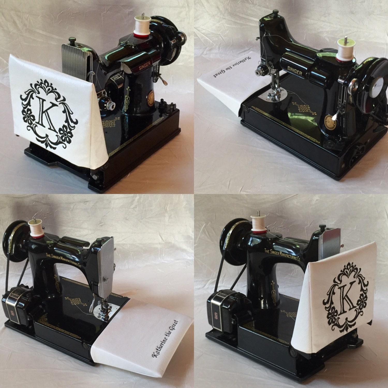 singer monogram machine