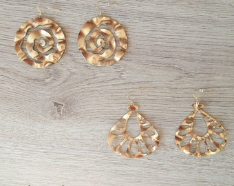 Arabesque Earrings At DISCOUNT-LAST REMAINING
