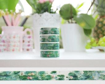 Washi Tape Floral WTF-11