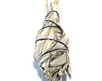 SUMMER SALE ~ PREMIUM White sage Smudge Stick ~ Cleanse ~ Remove Negative Energies ~ Aura ~ Native American