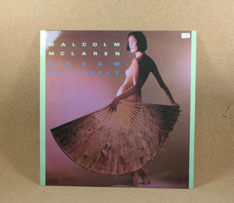 Malcolm Mclaren Vinyl Album Madame Butterfly Record Near