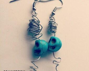 Brainstorm Earrings