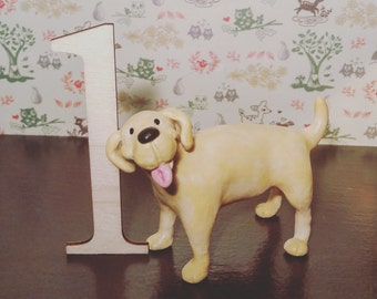L is for Labrador Retriever