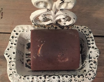 Coffee Soap, Southern Pecan Coffee, Handmade Soap, Made in Georgia, Southern Gifts, Gifts for Her, Gifts for Him, Coffee Grounds
