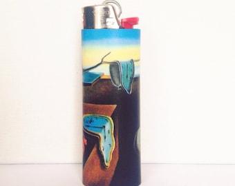"Dali ""The Persistence of Memory"" Custom Lighter"