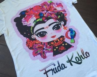 Frida Kalho T-shirt