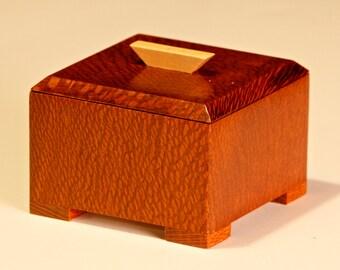 Mid Century Whatnot Box