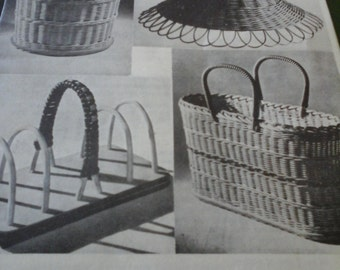home basketry booklet