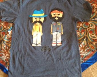 Cheech and Chong tee shirt