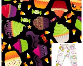 Cupcake Monster Leggings