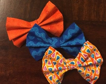 Summer Bows - Pack of 3