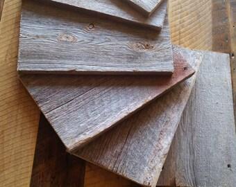 barn wood craft pack reclaimed barn wood