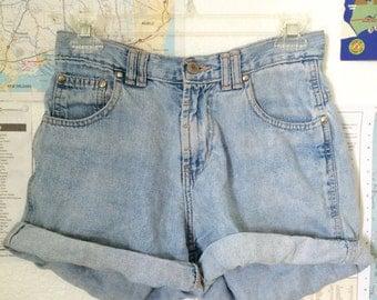 90's High Waist Shorts