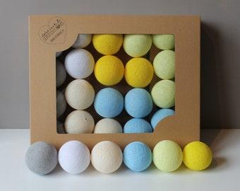 Cotton Balls Sunny Sky 10 items