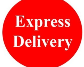 Upgraded express delivery