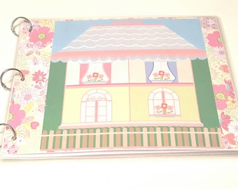 Dollhouse Busy Book, Busy Book, Quiet Book