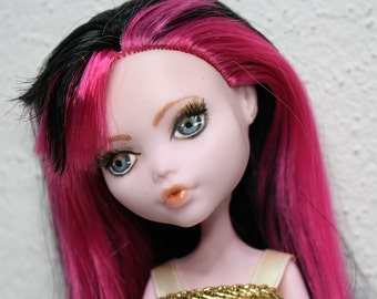 OOAK Monster high Draculaura