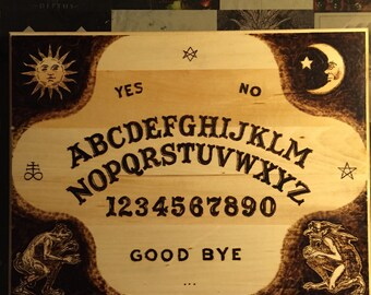 Custom Ouija Board