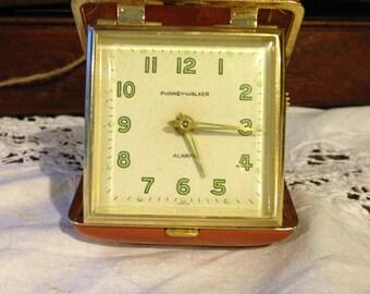 Phinney Walker Travel Clock