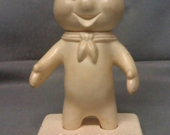 Pillsbury Dough Boy on Poppin' Fresh Stand 1971