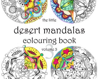 Mandala coloring art therapy - wonderful adult coloring book - printable antistress coloring book - adults coloring printable - anti stress