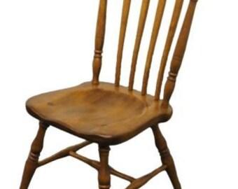 CUSHMAN Colonial Rock Maple Catkinback Side Chair 5921