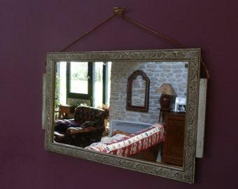 Mirror art-nouveau