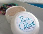 Rosey Outlook - oil free face cream with green tea and rose for problem skin - organic and nongmo