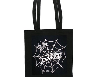 The Unseen Band Tote Bag Small
