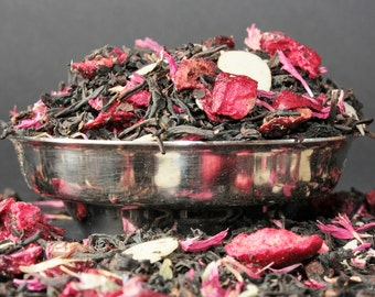 Cherry & Almond Black Tea
