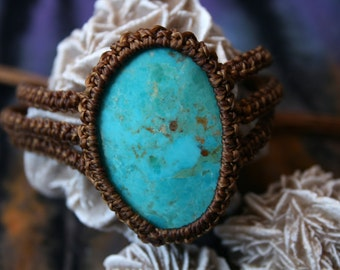 Turquoise Arm Cuff