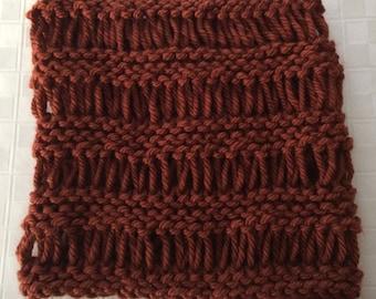 Women's Bulky Knit Cowl