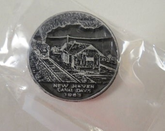 New Haven Indiana Commemorative Coins