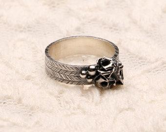 Rose Custer Ring