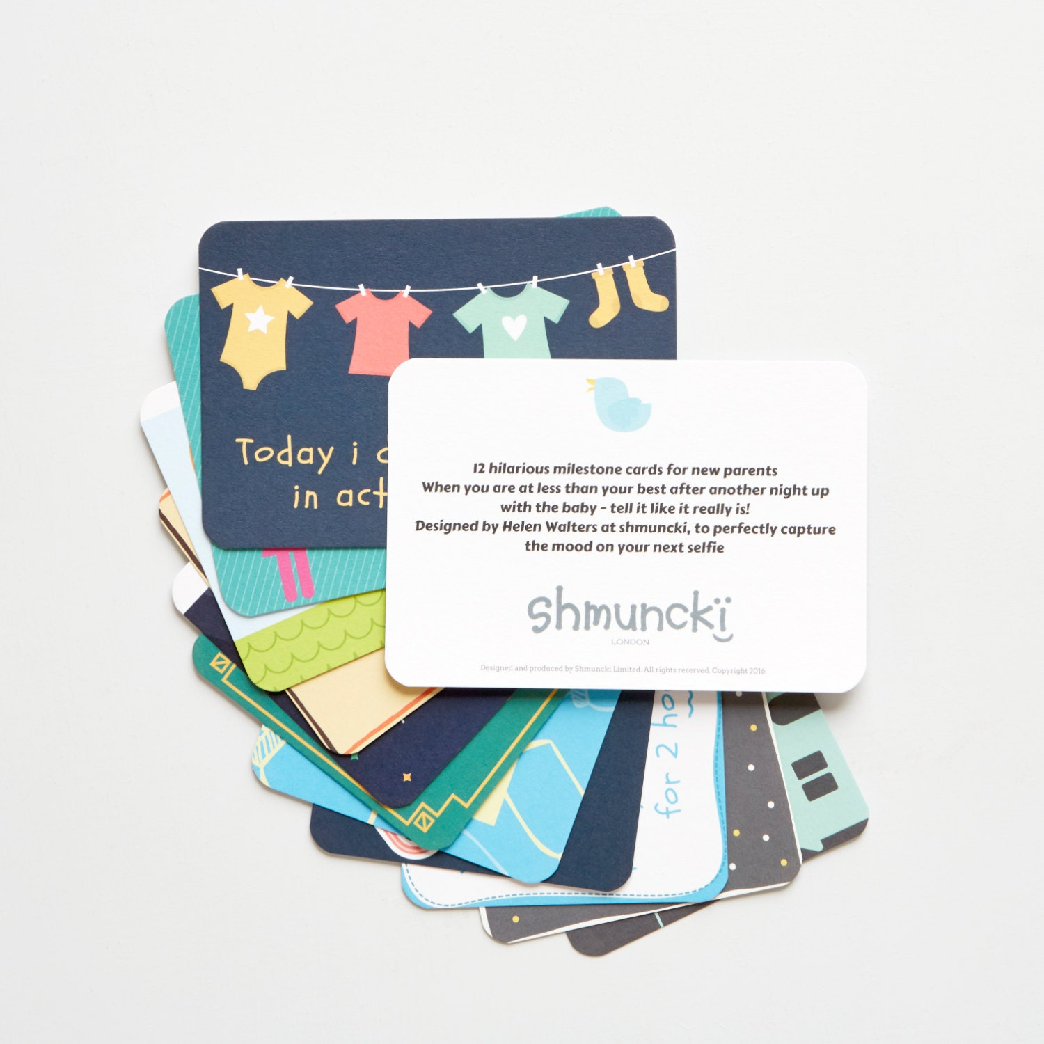 New mummy gift Baby shower gift Cards for New Mum's