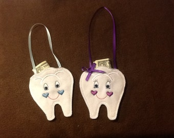 Tooth fairy purse
