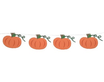 Pumpkin Banner - RTS Banner - Pumpkin Shape Banner - Fall Pumpkin Banner - Halloween Banner - Halloween Decoration - Halloween Pumpkin
