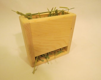 Small Animal Timothy Hay Box