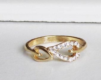 Leaf Gold Ring