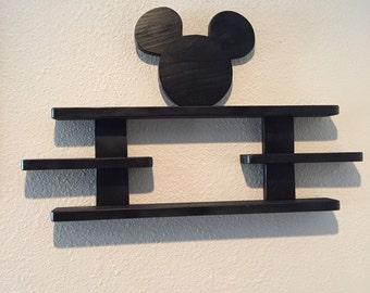 Mickey wooden shelf