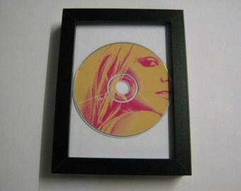 I'm A Slave 4 U - Britney Spears Framed CD