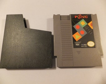Puzznic Original NES Nintendo Vintage Video Game Cartridge