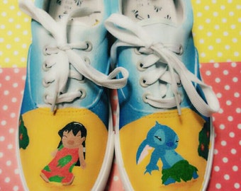 Lilo and Stitch slippers