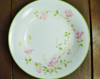 Vintage Noritake - Noritake First Blush,  Coupe Soup Bowl, Vintage Noritake China, Pattern 2605, Made in Japan