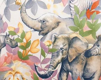 Kendi Safari Alexander Henry Fabrics