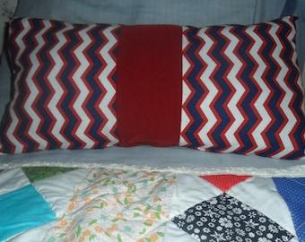 Patriotic Bow-tie Pillow